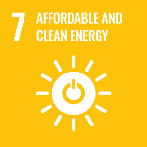 UN Sustainable Development Goals - Affordable and clean energy